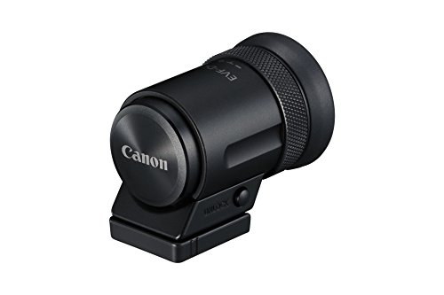 Canon Electronic Viewfinder EVF-DC2 Elektronischer Sucher schwarz