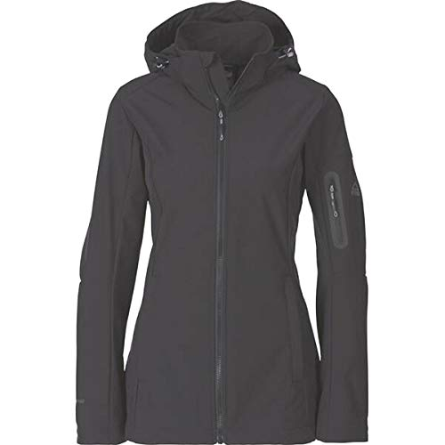 McKINLEY Damen Birch Creek V Jacke, Black, 38