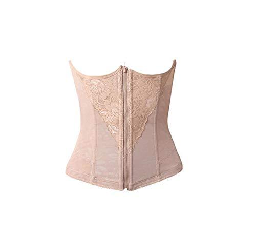 XOTF cinturones abdominales cintura correas trajes de adelgazamiento de la Mujer quema de grasa corsés cuerpo que forma la barriga pequeña pinza de la cintura cremallera cintura vientre delgado abdome