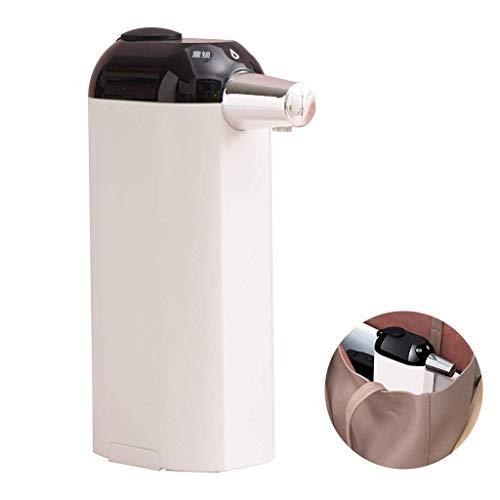 Relaxbx Tragbarer Heißgetränkspender, Taschen-Sofort-Heißwasserspender, Desktop-Mini-Wasserspender für zu Hause und unterwegs, 6 Temperatureinstellungen (Farbe: Weiß)