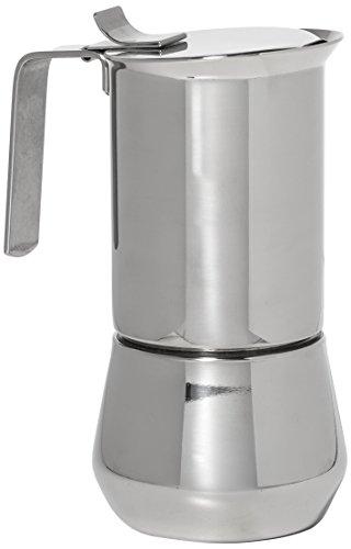 ILSA 122-3, Stainless Steel Stove-Top Espresso...