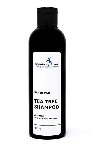 Silber-MSM Teebaum Shampoo 200 ml