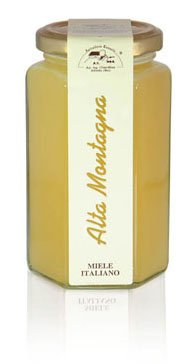 Apicoltura Cazzola Italy - High Mountain Honey (Rhododendron Honey) - Jar of 350 g