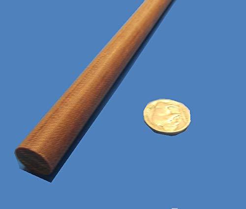 Opaque Natural Meets MIL-I-24768//11 1 Diameter Phenolic XX Round Rod 1 Length
