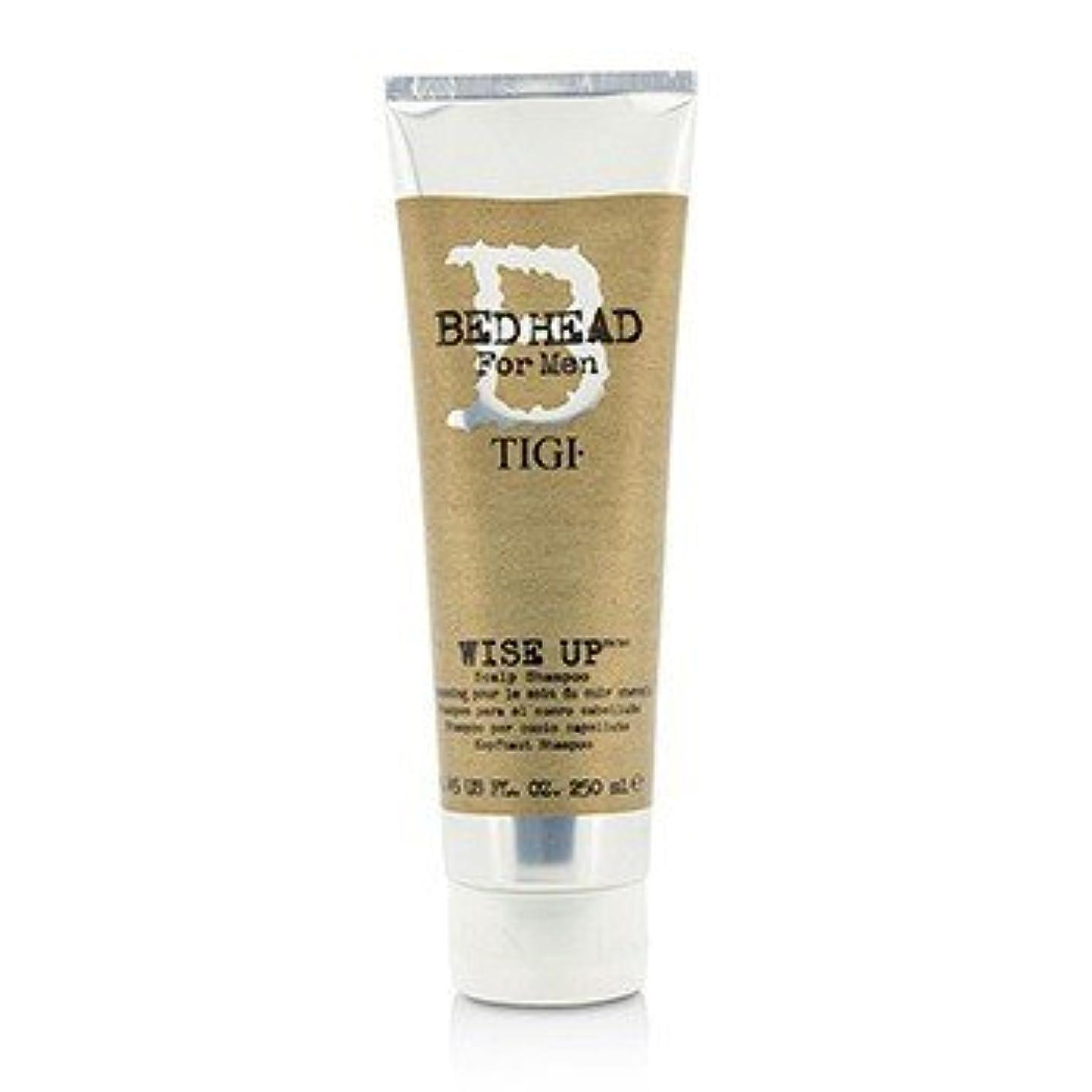 吸うパートナーもの[Tigi] Bed Head B For Men Wise Up Scalp Shampoo 250ml/8.45oz