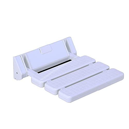 LRL Silla de Pared - Taburete de Pared Silla Plegable Taburete Plegable Zapato Cambio de Pasillo Silla Baño Asiento Antideslizante Taburete de baño (Color : #9)
