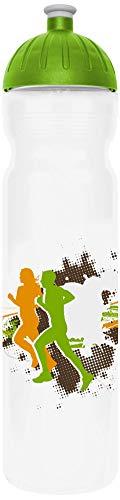 FreeWater Kinder-Trinkflasche Sportler 1,0 Liter
