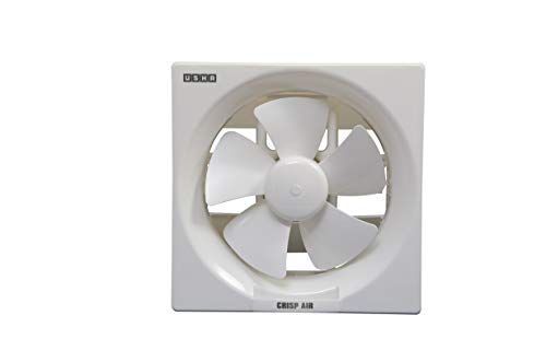 Usha Crisp Air 150mm Sweep Size, 240mm Duct Size Exhaust Fan...