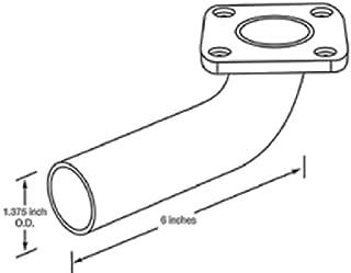 Exhaust Elbow Flange Adapter - Quiet Diesel - Under 10 KW - A026E098