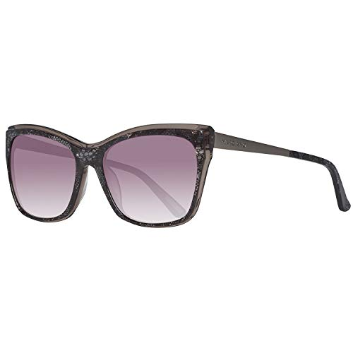 Guess by Marciano Sonnenbrille Gm0739 05C 57 Gafas de sol, Marrón (Braun), 57.0 para Mujer