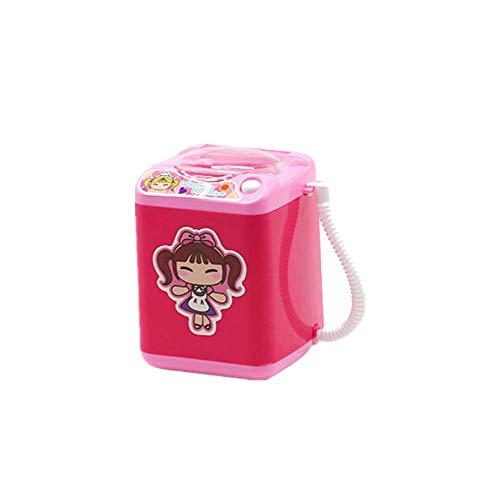 KABINA QQ 05 Meisjes-keukenmachine, mini-machine, simulatie voor kinderen, mengpaneel, poeder, rood meisje, unisex youth, M