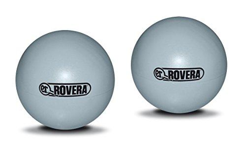 ROVERA S3113 Palle Tonificante per Pilates, Grigio, Taglia Unica