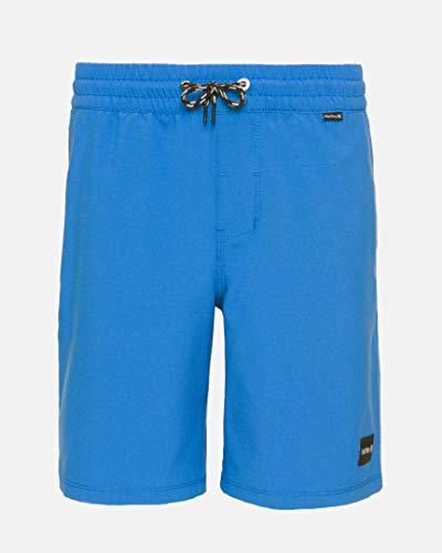 HURLEY(ハーレー) キッズ ジュニア 男の子 BOYS OAO VOLLEY ブルー 青 ハイブリット 水陸両用 サーフパンツ ct1937-499-S