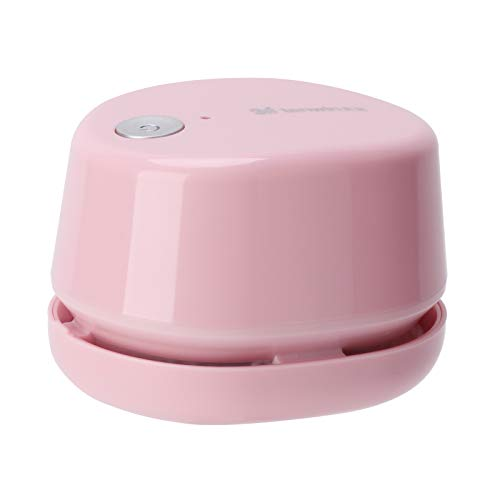 pedkit Mini aspiradora,Mini Aspirador de Escritorio Portátil Inalámbrico Barredora de Polvo de Mesa Ahorro de Energía para Limpiar Polvo Migajas Pelos Restos para Teclado Hogar Oficina Escuela Coche