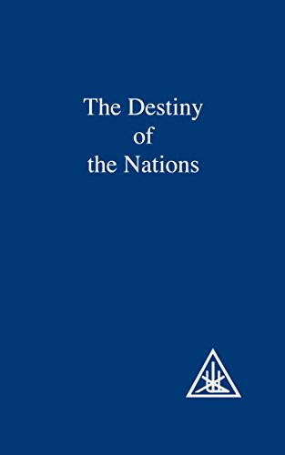The Destiny of the Nations (English Edition)
