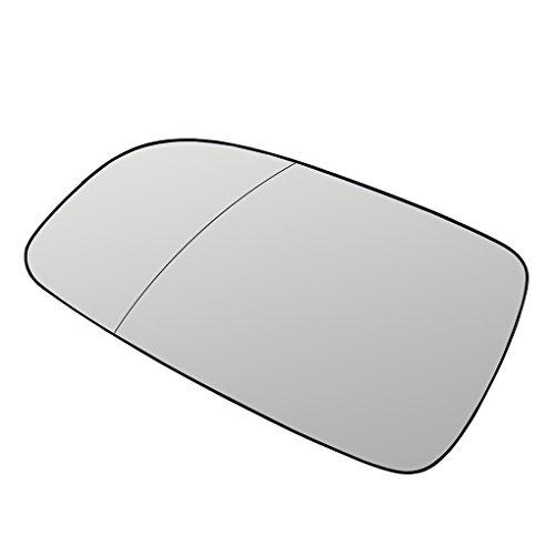 Busirde Opel Astra 2004-2008 Izquierda del Lado del Conductor Exterior climatizada Calefacción Espejo Espejo retrovisor de Cristal 6428786 13141985