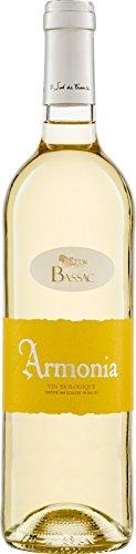 Armonia Blanc VdPays 2015/2016 Domaine Bassac Bio (6 x 0,75l)