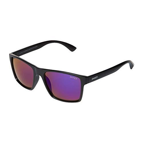 SINNER Zonnebril voor Heren in Verschillende Kleuren - Mannen Bril Retro & Vintage Design - 100% UV400 Schutz, Niet Gepolariseert