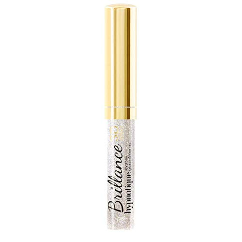 Vivienne Sabo - 3D-effect Lip Gloss / Gloss a Levres Effet 3D / Brillance Hypnotique 21 - silver white / super sparkly glitter