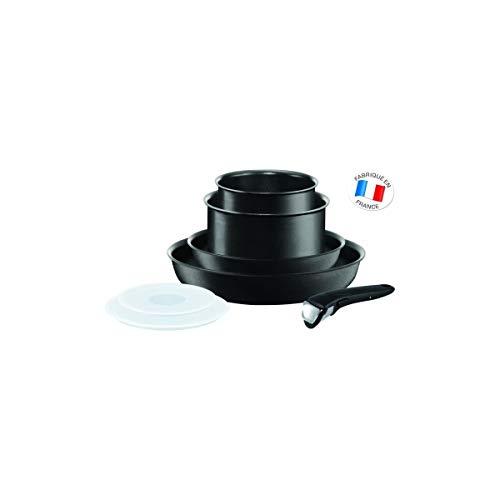 Ingenio Performance Black Cookware set 7 Piezas Todas las luces, incluida la inducci�n L6548302