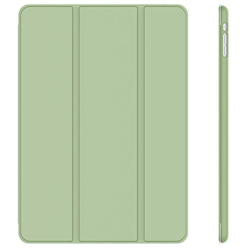 JETech Hülle Kompatibel iPad Mini 1 2 3, Schutzhülle mit Ständer Funktion & Auto Einschlafen/Aufwachen, Matcha Grün