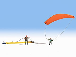 Noch 15886 Paragliders H0 Scale  Figures