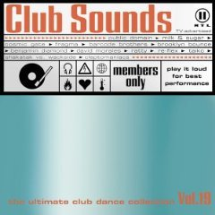 Club (CD Compilation, 41 Tracks) S o u n d s 1 9