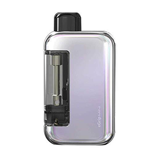 Joyetech eGrip Mini スターターキット Dual Pod Cartridges ジョイテックイーグリップミニ 電子タバコセット VAPE (Aura Glow)