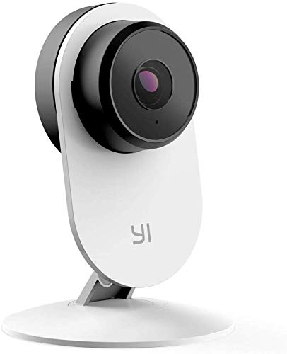 Câmara de vigilância branca Yi Dome IP 720P