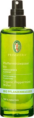 Primavera Life Bio Pfefferminzwasser bio (2 x 100 ml)