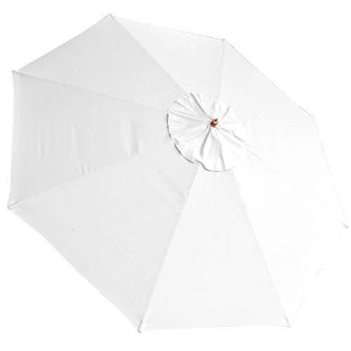 Yescom 13 Ft Patio Umbrella Replacement Canopy Market Table Top Outdoor Beach Backyard