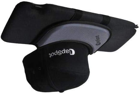 CapSpot FlatSpot Baseball Cap Holder for Your Visor