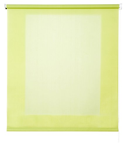 Estores Basic- Enrollable Traslúcido , Lima, 150x175 cm