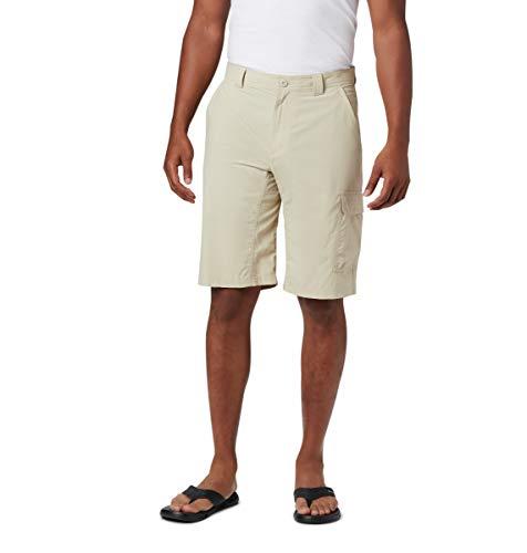 Columbia Men's Smith Creek Cargo Shorts, Sun Protection