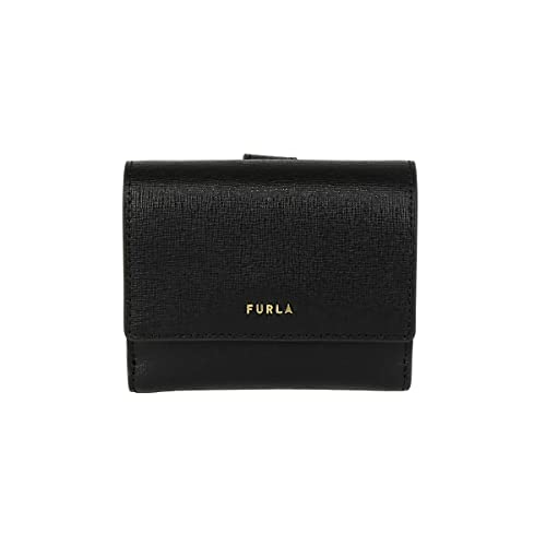 FURLA Babylon Damen Brieftasche, Schwarz (Schwarz) - fur1040-11