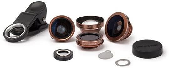 Promaster Mobile Lens Kit 2.0 - 4 Lens Kit + Clips & Case (7006)