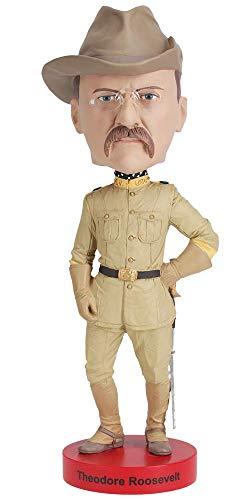 Royal Bobbles Teddy Roosevelt Bobblehead