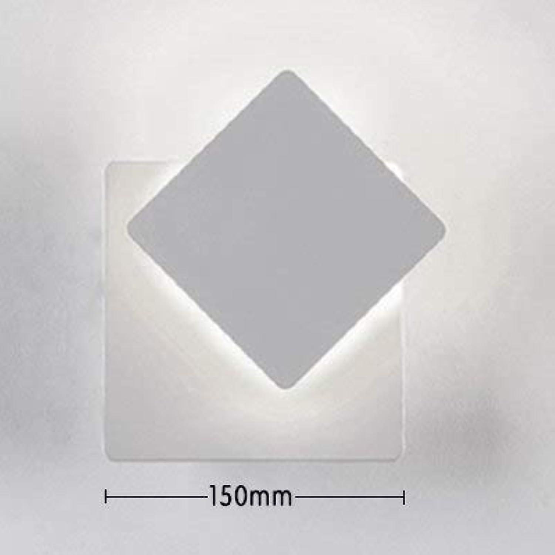 U-Enjoy Lustre Nordic Moderne LEDMur Simple De Qualité Supérieure Creative Lampe De Chevet 5W Lampe Lumières Mural Réglable Salon Chambre Aisle 110-240V Livraison Gratuite [D-Froid]