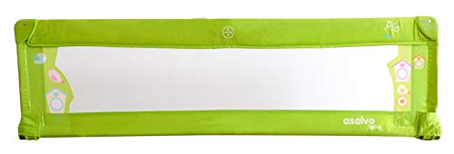 Barrière de lit Baby Fox 150 cm 'Piou Piou' - Vert