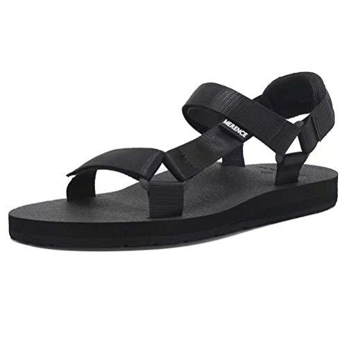 CIOR Women's Sport Sandals Hiking Sandals Yoga Mat Insole Outdoor Light Weight with Arch Support,U119SLX023-balck-39A