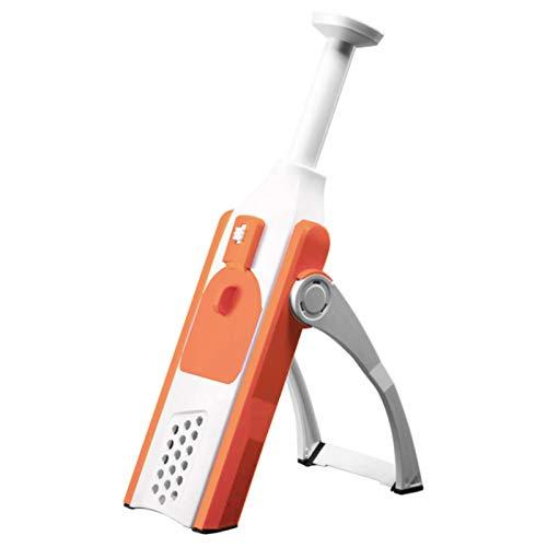 'Nuevo cortador de verduras multifuncional en mandolina cortador de frutas patata zanahoria rallador picador pelador accesorios de cocina herramienta'
