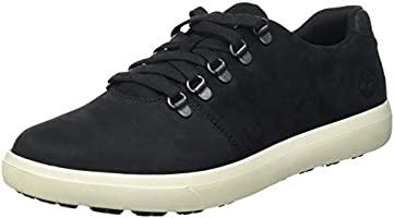 Deal on Timberland Fashion Sneakers for Men, Size 44 EU, Black