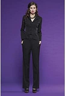 Pink Ruby - Elements Jacket (PJ15004 - Black, Mustard Size 8)