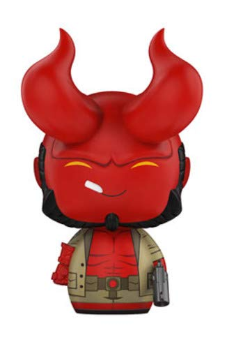 Figura Dorbz Hellboy with Horns
