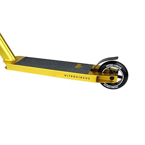 Nitro Circus Ryan Williams RW Junior Replica Complete Pro Stunt Scooter (Gold/Black)