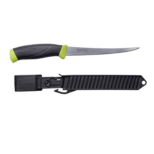 Morakniv Fishing Comfort Fillet Knife with Sandvik Stainless Steel Blade, 6.1-Inch