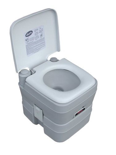 Century 6210 5-Gallon Portable Toilet