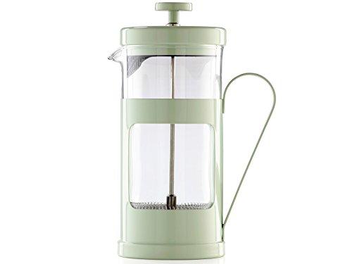 La Cafetiere - MN080602 - Monaco Kaffeebereiter edelstahl - Pistazie grün - 8 cup