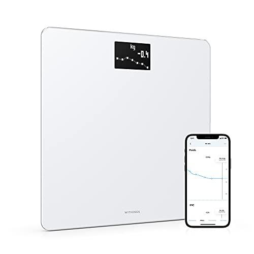 Withings Body - Balance Connectée Wifi & Bluetooth Avec Mesure Du Poids...