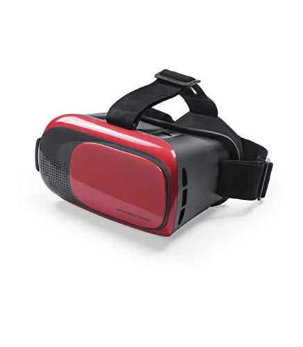 Gafas Realidad Virtual Bercley Rojo